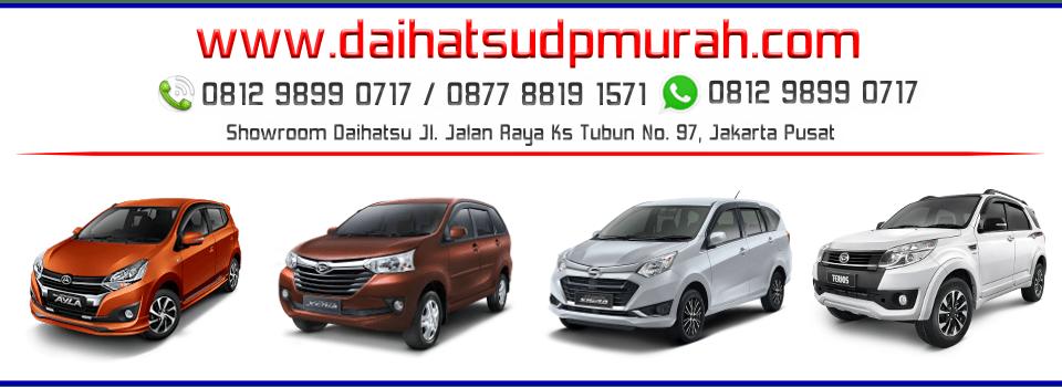Daihatsu Dp Murah Jakarta : Promo daihatsu 2018 termurah Se JaBoDeTaBek