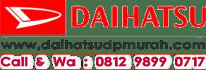 Daihatsu Dp Murah Jakarta : Promo Akhir Tahun